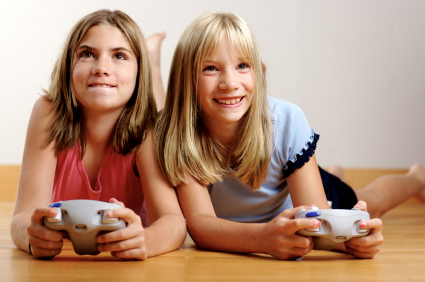 girls-playing-video-games